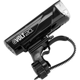 CatEye GVOLT20 HL-EL350G Etuvalo StVZO:lla, black